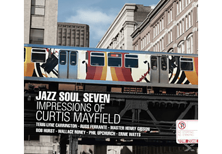 Jazz Soul Seven - Impressions Of Curtis Mayfield  - (CD)