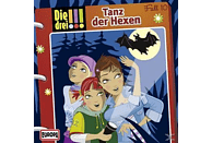 Die drei !!! 10: Tanz der Hexen - (CD)