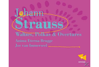 Anima Eterna Brugge, Jos Van Immerseel - Walzer,Polkas & Ouvertüren [CD]