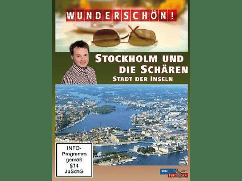 Wunderschön! - Stockholm und die Schären [DVD]