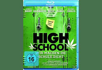 High School - Wir machen die Schule dicht Blu-ray