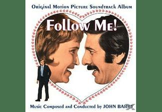 John Barry - Follow Me!  - (Vinyl)