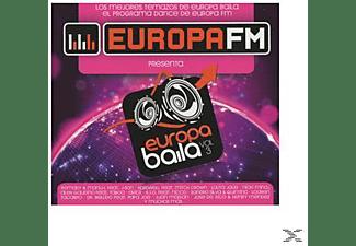 VARIOUS - Europa Baila Vol.3  - (CD)