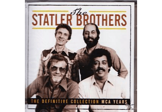 The Statler Brothers - The Definitive Collection - MCA Years - (CD)