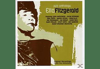Ella Fitzgerald - Jazz Anthology  - (CD)