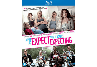 WHAT TO EXPECT WHEN YOU RE EXPECTING | Blu-ray