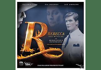 Michael Kunze, Valerie Link, Pia Douwes, Jan Ammann - Rebecca - Das Musical  - (CD)
