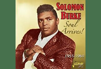 Solomon Burke - Soul Arrives  - (CD)