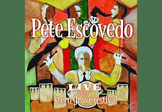 Pete Escovedo - Live From Stern Grove Festival  - (CD)