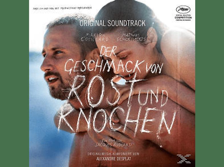 VARIOUS, O.S.T. - Der Geschmack Von Rost Und Knochen [CD]