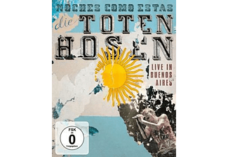 Die Toten Hosen - NOCHES COMO ESTAS-LIVE IN BUENOS AIRES  - (DVD)