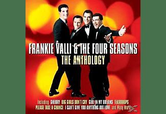 Frankie & 4 Season Valli - ANTHOLOGY 56-62  - (CD)