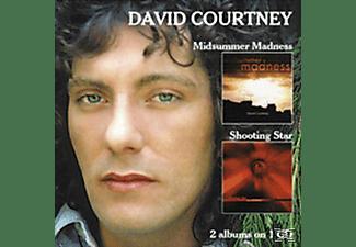David Courtney - Midsummer Madness / Shooting Star  - (CD)
