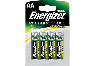 ENERGIZER RECHARGEABLE AA -1300mAh (HR6)