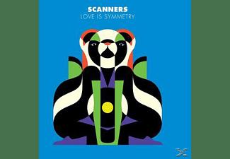 Scanners - Love Is Symmetry  - (CD)