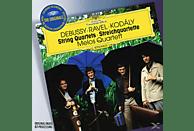 Melos Quartett, Wilhelm Melcher, Hermann Voss, Gerhard Voss, Peter Buck - String Quartets [CD]