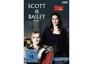Scott & Bailey - Staffel 1 - (DVD)