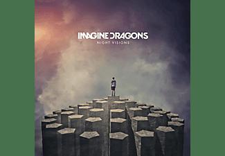 Imagine Dragons - NIGHT VISIONS  - (CD)