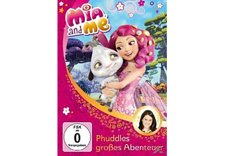 Mia and me - Phuddles Großes Abenteuer (Vol. 6) - (DVD)
