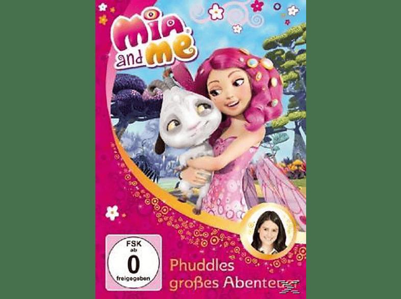 Mia and me - Phuddles Großes Abenteuer (Vol. 6) [DVD]