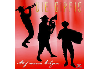 Die Gipfis - Auf neuen Wegen  - (CD)