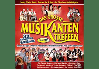 VARIOUS - Das grosse Musikantentreffen,Folge 32  - (CD)