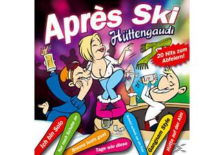 VARIOUS - Aprés Ski Hüttengaudi  - (CD)