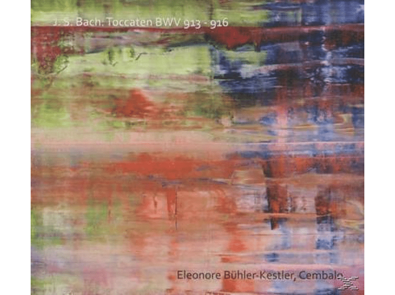 Eleonore Bühler-kestler - Toccaten Bwv 913-916 [CD]