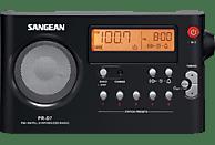 SANGEAN Notfallradio MMR 88 mit FMMW, LED SOS Lampe