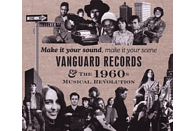 VARIOUS - Vanguard Recors & The 1960s Musical Revolution [CD]