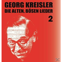 Georg Kreisler - Die Alten,Bösen Lieder 2 - [CD]