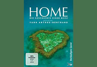 HOME - DIE GESCHICHTE EINER REISE DVD