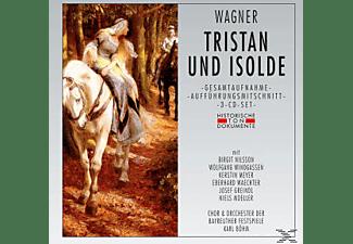 Chor Und Orchester Der Bayreuther Festspiele - Tristan Und Isolde  - (CD)