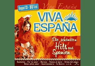 VARIOUS - Viva Espana-Die Schönsten Hits Aus Spanien  - (CD)