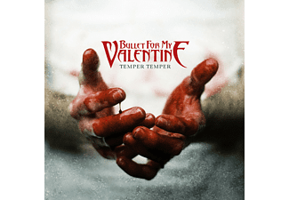 Bullet For My Valentine - TEMPER TEMPER (DELUXE VERSION)  - (CD)