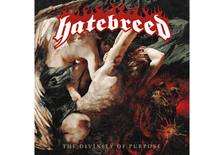 Hatebreed - The Divinity Of Purpose  - (CD)