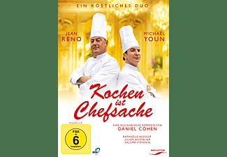 Kochen ist Chefsache DVD
