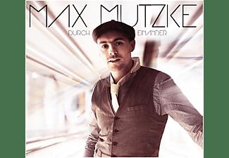 Max Mutzke - DURCH EINANDER  - (CD)