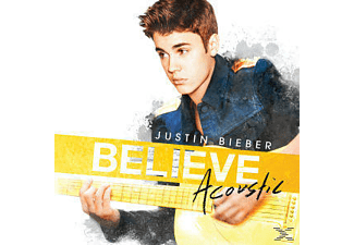 Justin Bieber - Believe Acoustic  - (CD)