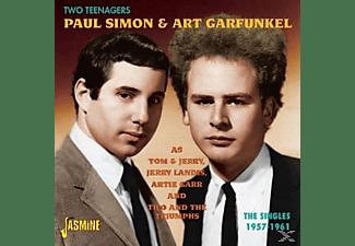 Paul Simon, Art Garfunkel - 2 Teenagers  - (CD)