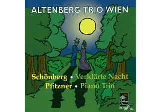 Altenberg Trio Wien - Verklarte Nacht/Piano Trio In F  - (CD)