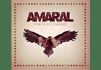 Amaral - Hacia Lo Salvaje  - (CD)