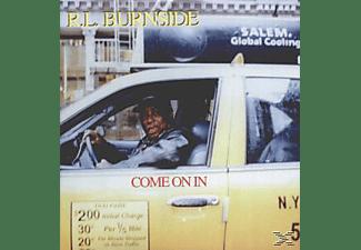 R.L. Burnside - Come On In  - (Vinyl)