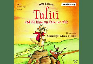 Christoph Maria Herbst - Tafiti und die Reise ans Ende der Welt  - (CD)