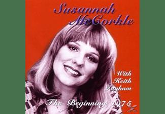 Susannah Mccorkle - Beginning  - (CD)
