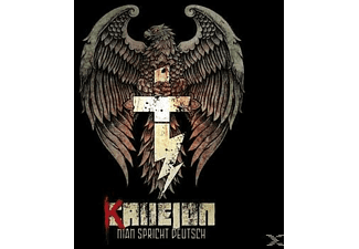 Callejon - Man Spricht Deutsch  - (CD)