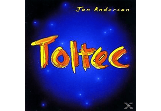 Jon Anderson - Toltec  - (CD)