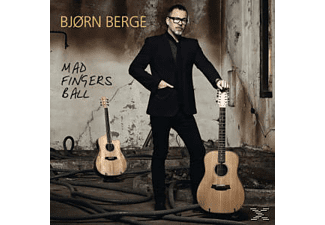 Bjorn Berge - Mad Fingers Ball  - (CD)