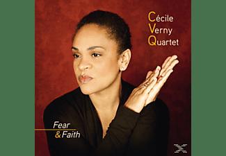 Cécile Quartet Verny - Fear & Faith  - (CD)
