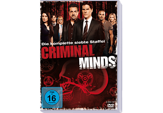 Criminal Minds - Staffel 7 [DVD]